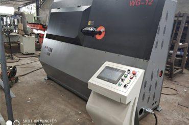 gamyklinė kaina dvigubo laidinio automatinio maišymo lenkimo mašina