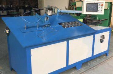 2D cnc automatinė plieno vielos lenkimo mašina
