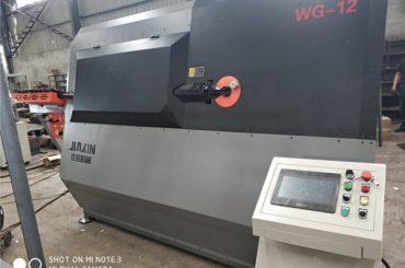 4-12mm hidraulinė automatinė cnc 2D vielos lenkimo mašina tiekėja