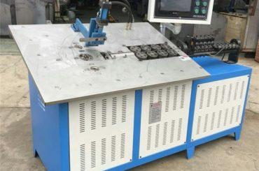 karšto pardavimo automatinio 3d plieno vielos formavimo mašinos CNC, 2d vielos lenkimo mašina kaina