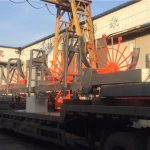 automatinis plieno baras narvas priėmimo mašina