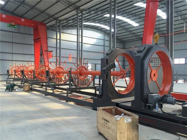 cnc plieno narvas suvirinimo aparatas plieno ritininis siūlų suvirintojas naudojamas statybai