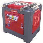 karšto pardavimo automatinis rebar stirrup bender kaina, plieno vielos lenkimo mašina