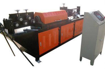 automatinė hidraulinės vielos tiesinimo ir pjovimo mašina