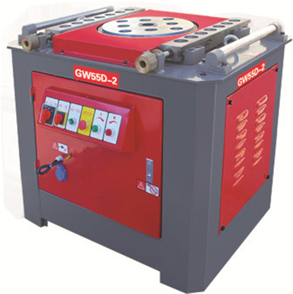 karšto parduoti Rebar Processing Equiment Rebar lenkimo mašina, pagaminta Kinijoje